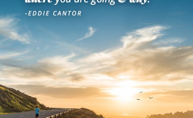 Eddie Cantor Quote on Enjoying Life