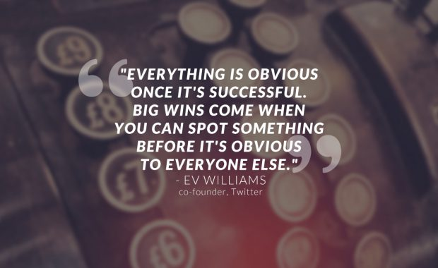 Ev Williams Quote about Success