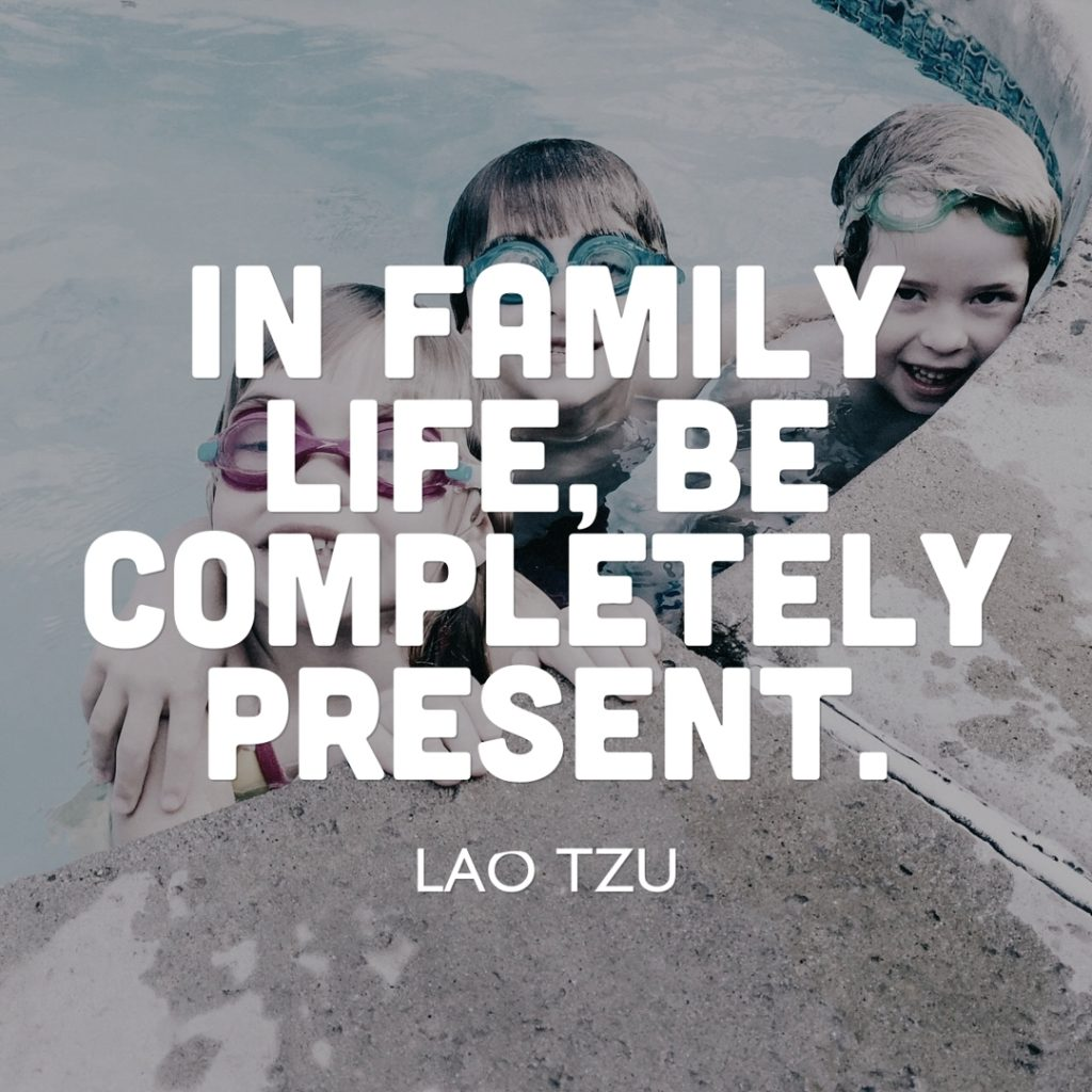 Lao Tzu Family Life Quote
