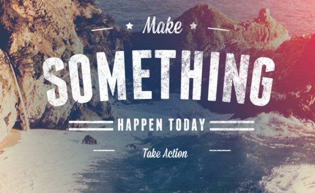 Make Something Happen