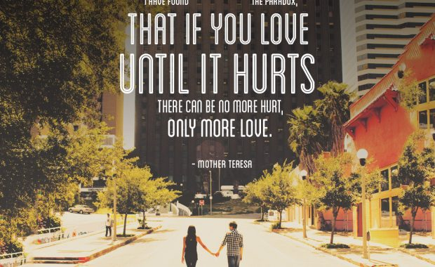 Mother Theresa on Love